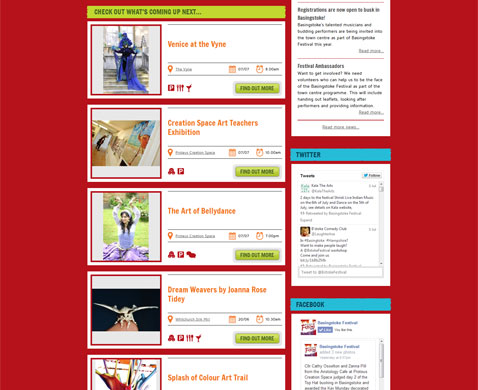 Home Page 2014 - Listings