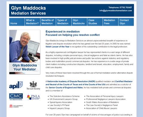 About Glyn Maddocks