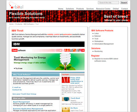 Embedded Feed Page